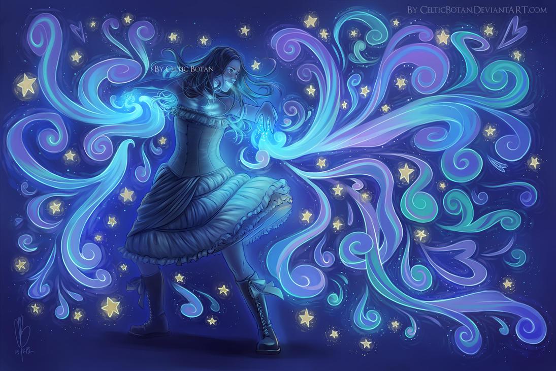 Inner Universe by CelticBotan