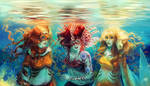 The Sirens by CelticBotan