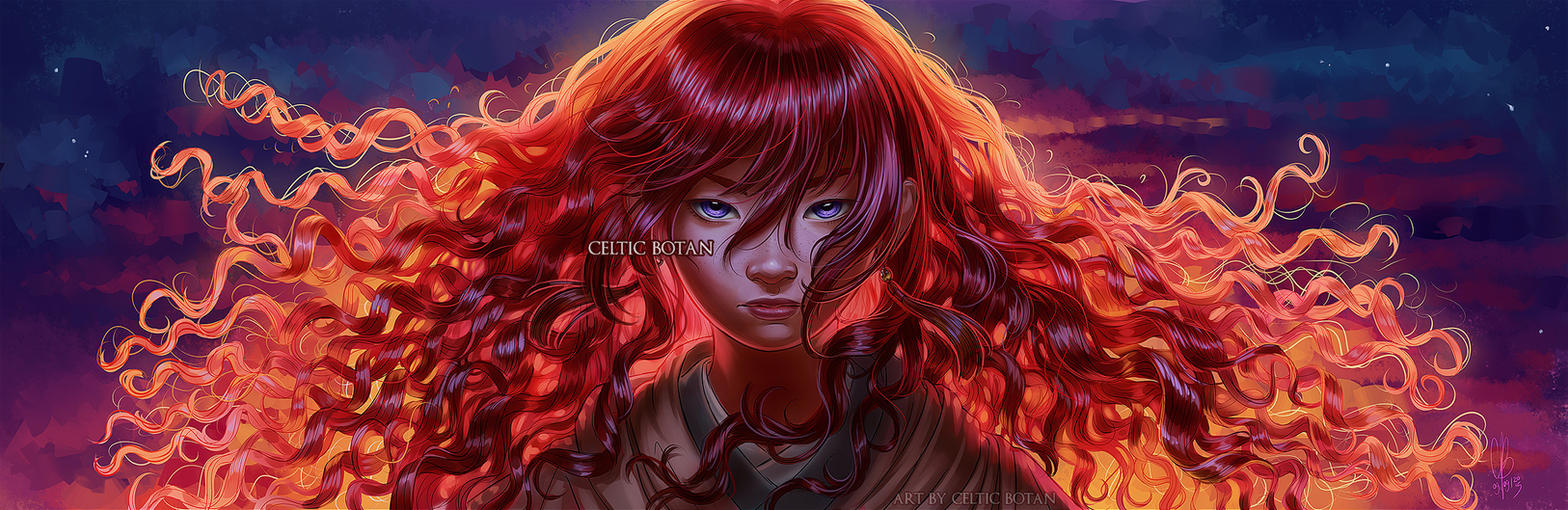 Yona of the Dawn by CelticBotan