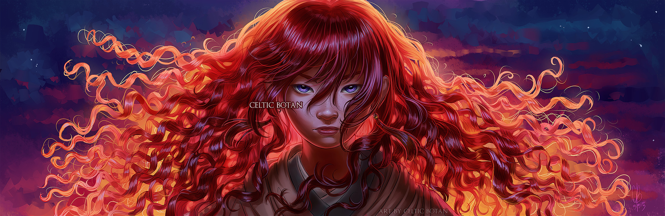 Yona Of The Dawn By Celticbotan On Deviantart