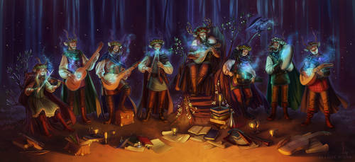 The Bard Kings