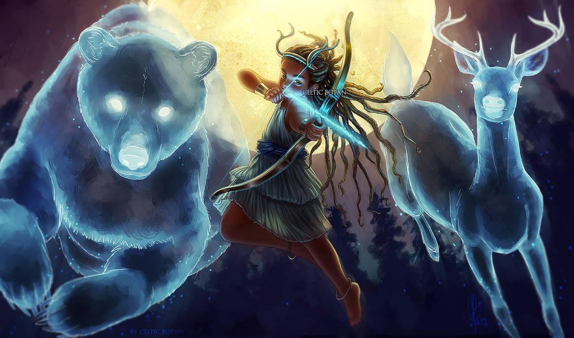 Princess Iphigenia by CelticBotan