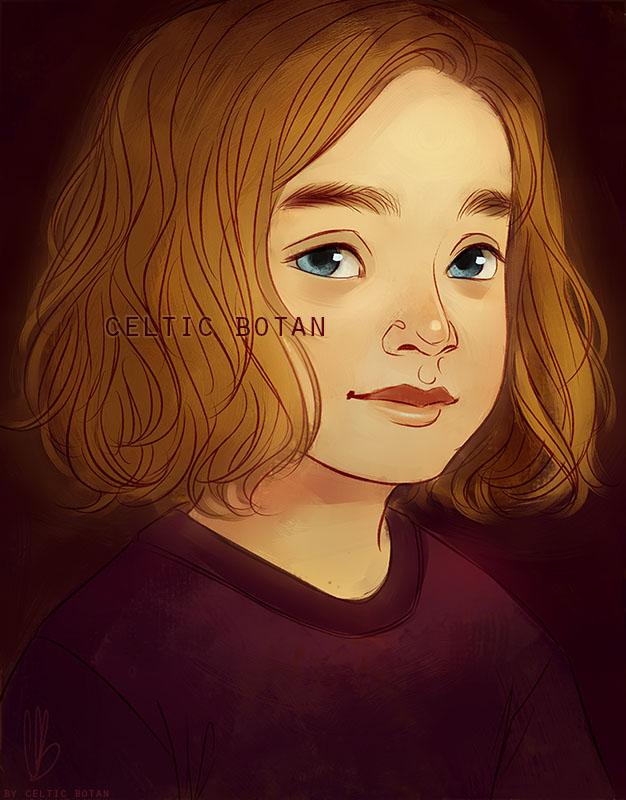 Little Boy (COMMISSION) by CelticBotan