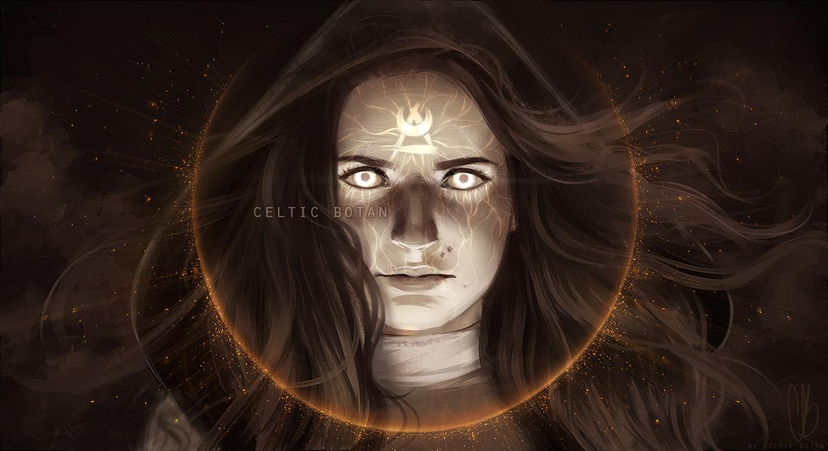 Black Moon by CelticBotan
