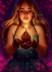 Birthday Girl (COMMISSION) by CelticBotan