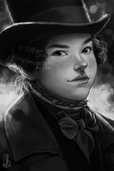 Miss Lister (COMMISSION)