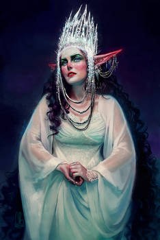 ICE QUEEN (Full Process Video Available)