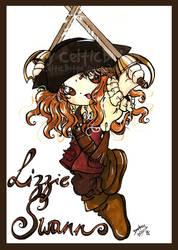 Lizzie-chan by CelticBotan