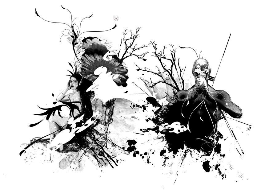 venus and mars by Indudu