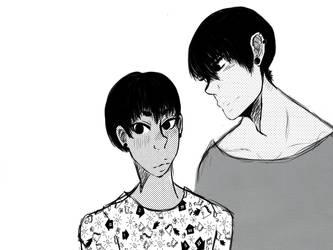 Manga ref by Brevejust