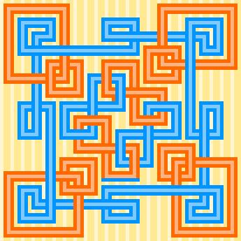 Celtic pattern 5 by Aviatorch