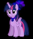 Double Agent Twilight Sparkle (MLP x THSC)