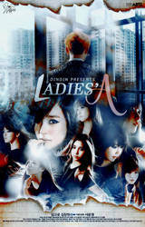 [POSTER FANFIC] #10 Ladies'A