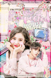 [POSTER FANFIC] #11 Unexpected Housemate