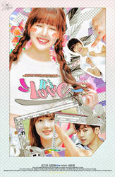 [POSTER FANFIC] #13 It's Love