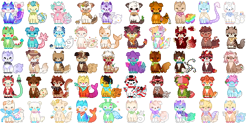 Lots and lots of free soosh icons!