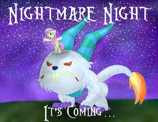 Nightmare Night is Coming by everesco