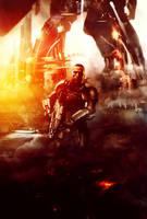 Commander Shepard by iFadeFresh
