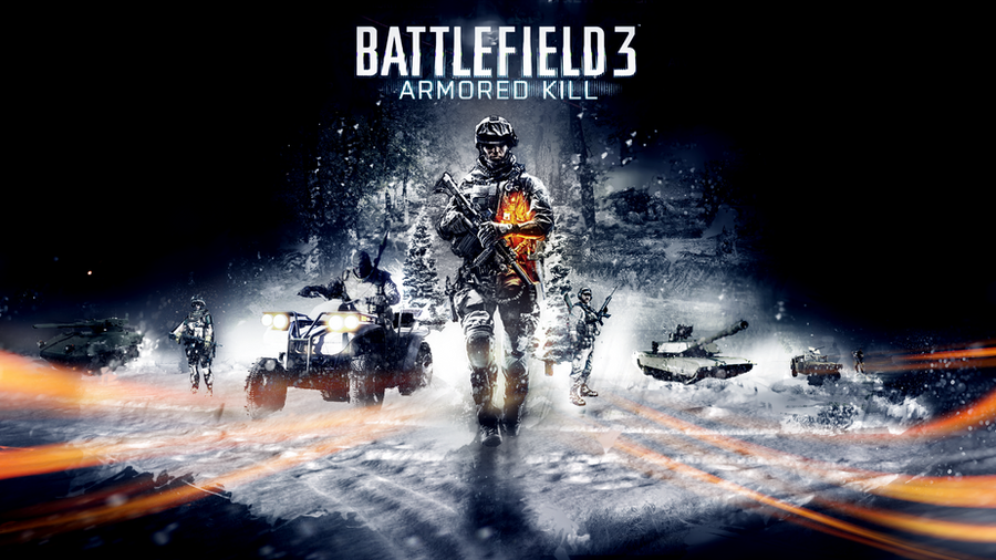 Battlefield 3 Armored Kill by iFadeFresh