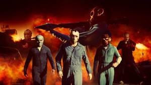 Grand Theft Auto V: The Heist