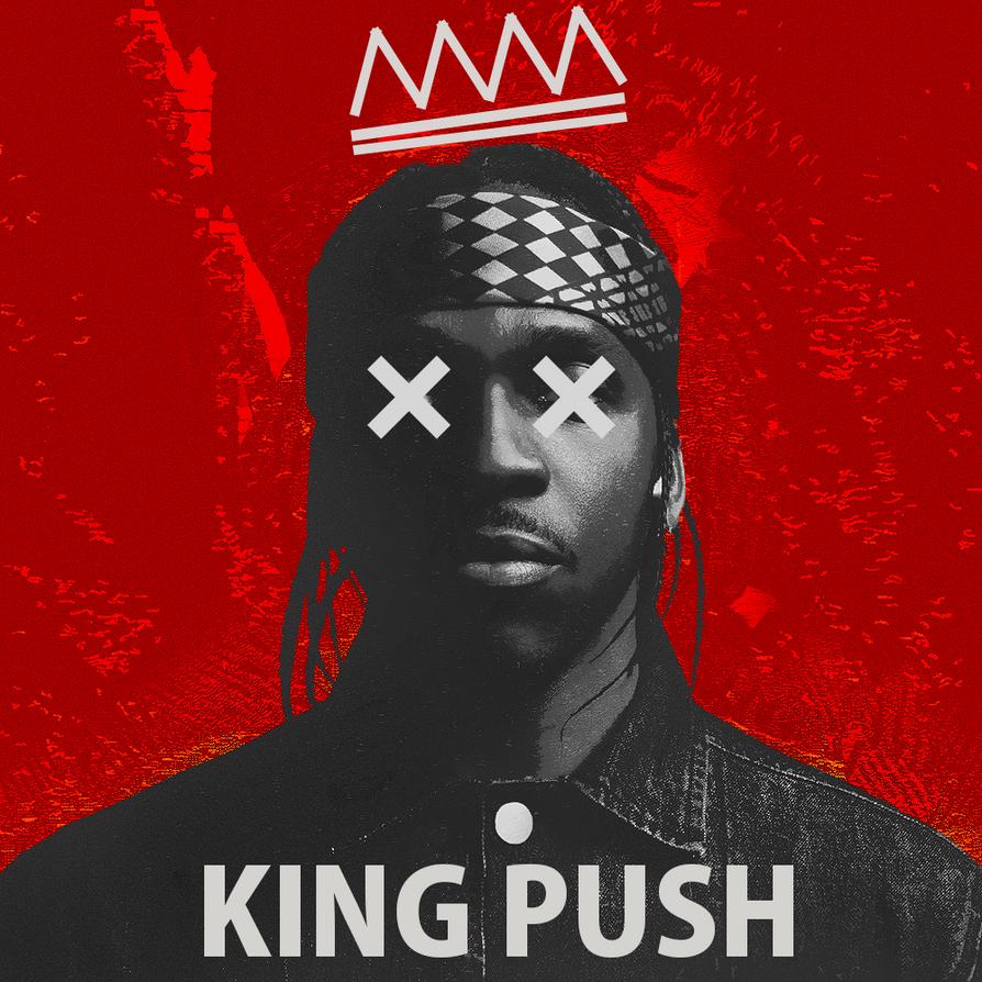 Pusha T - King Push by iFadeFresh