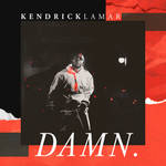 Kendrick Lamar - DAMN. by iFadeFresh