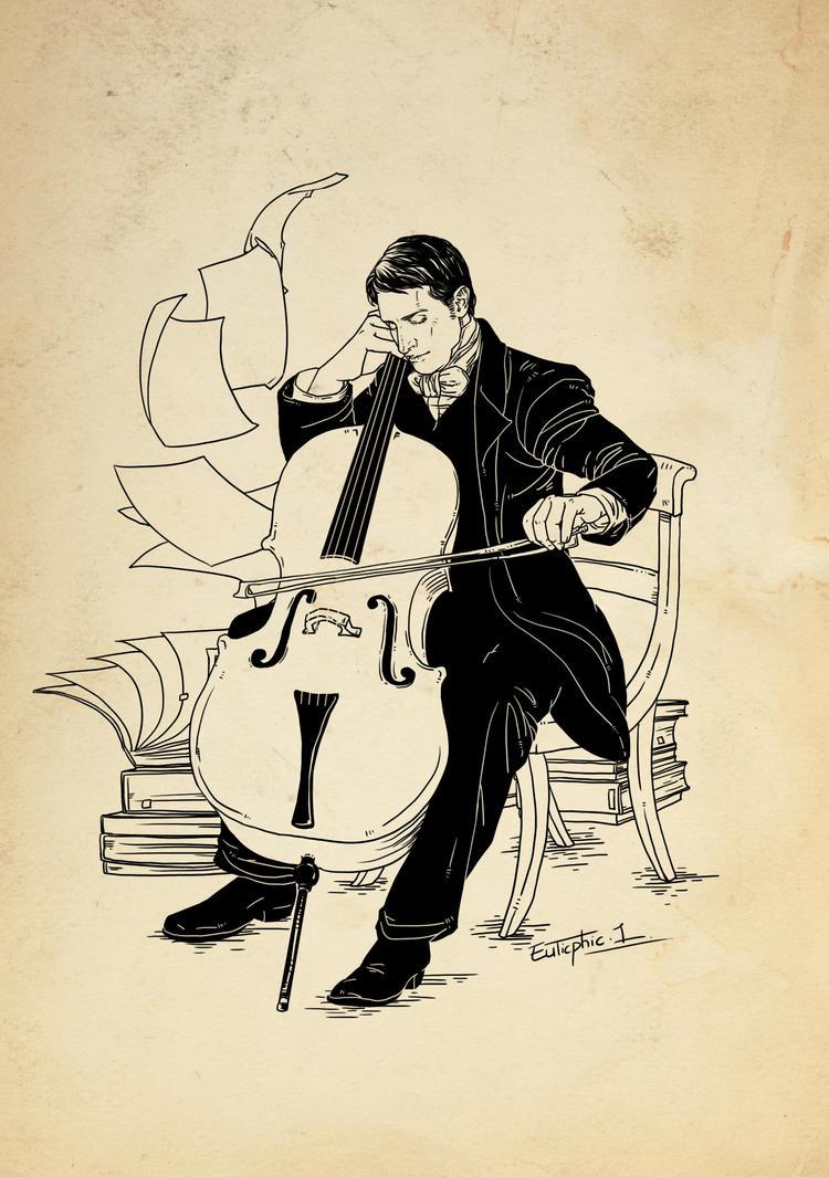Cello by EuticphicL