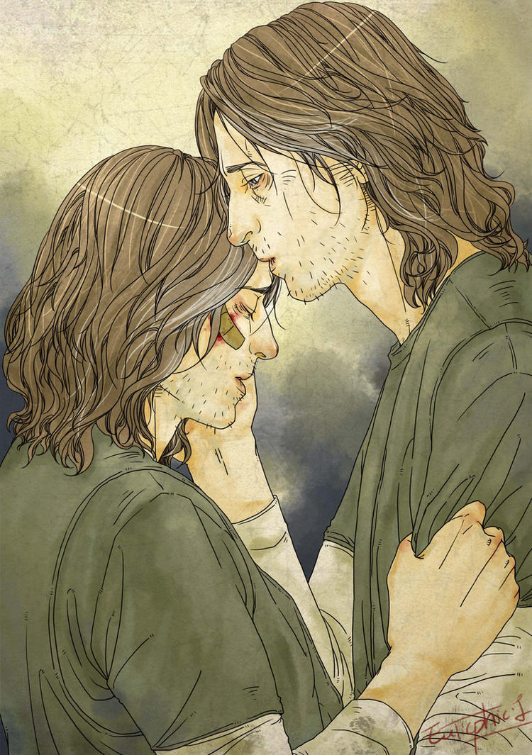 SGU:Glasgow kiss by EuticphicL