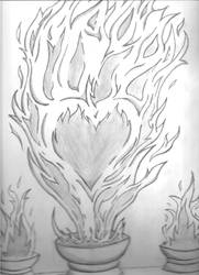 Hearts on Fire by Noma