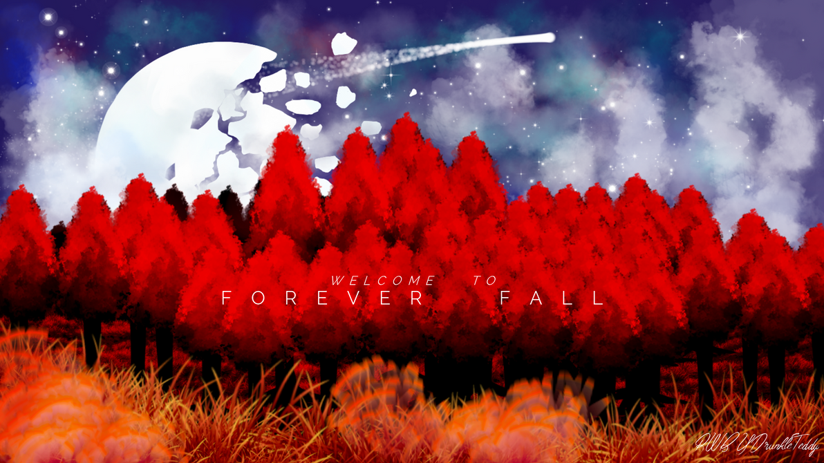 RWBY - Welcome to Forever Fall by RWBYDrunkleTeddy