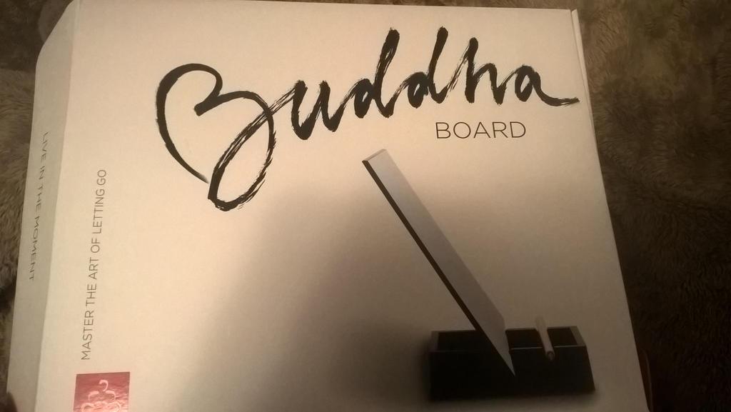 my own buddha board by htffurry64