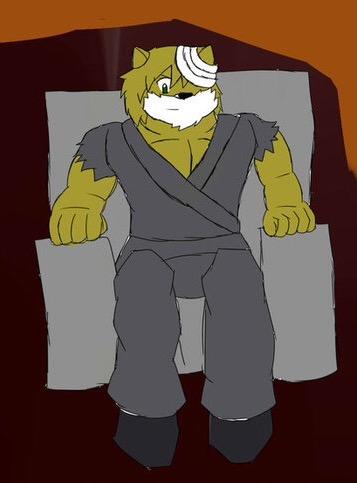 Shinrin the samurai by htffurry64