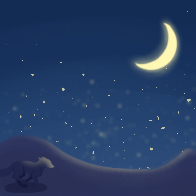 A Nightly Run by Sevensunzz