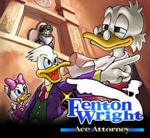 Fenton Wright: Ace Atorney