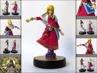 Amiibo Mod - Skyward Sword Zelda