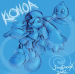 Klonoa and Huepow