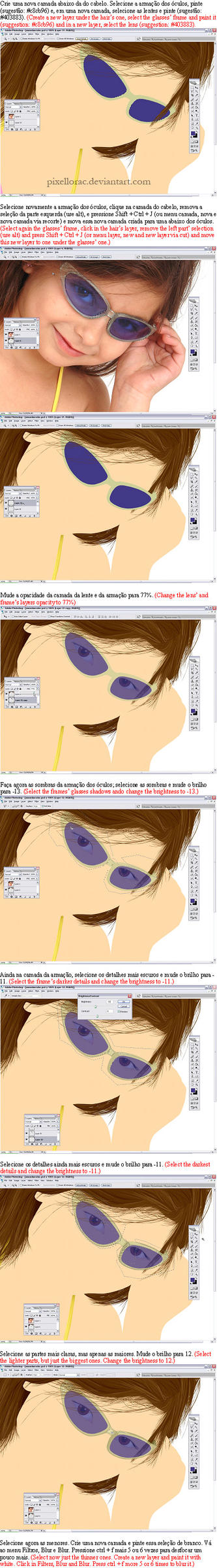 Vexel Tutorial PART IV.glasses by pixellorac