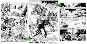 Landslide issue 2: Green John