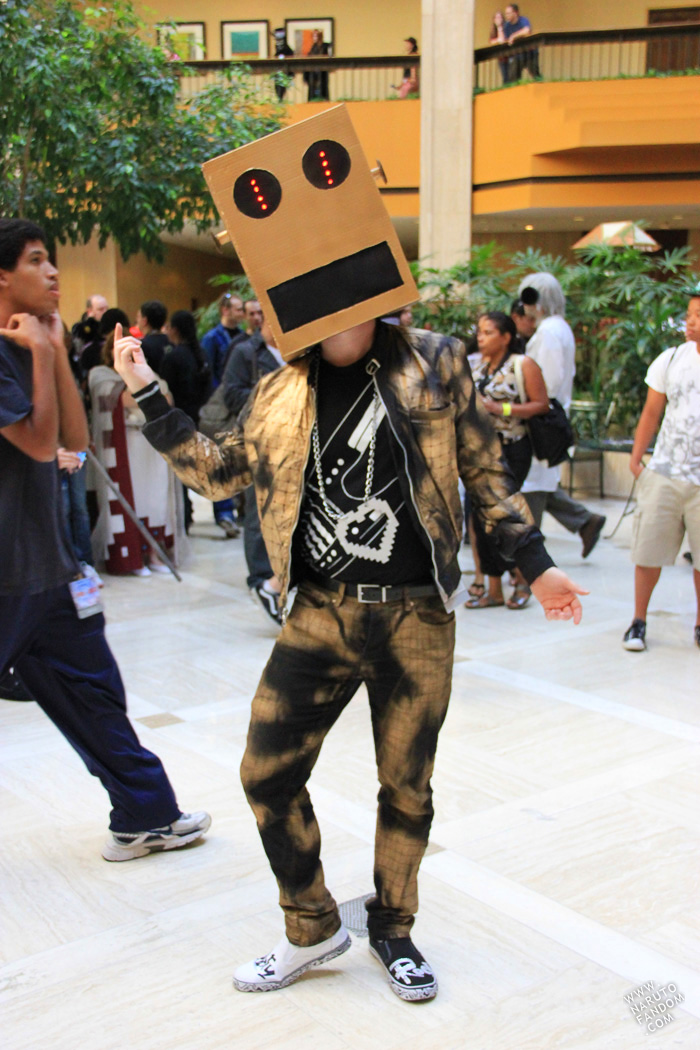 Lmfao Party Rock Anthem Party Rock Robot From Lmfao by