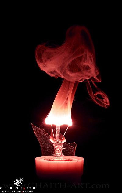 light broken by Ghaith-Salih