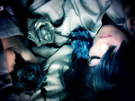 Ciel in roses by ToraCosplayers