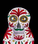 26. Sugar skulls by Laura-Row