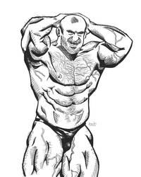 Muscle Bear Daddy WOOF!