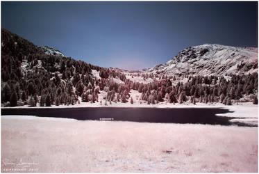 Mountain Lake IR by Argolith
