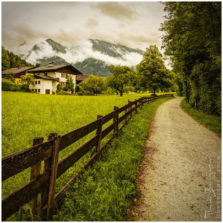 Through Unknown Villages by Argolith