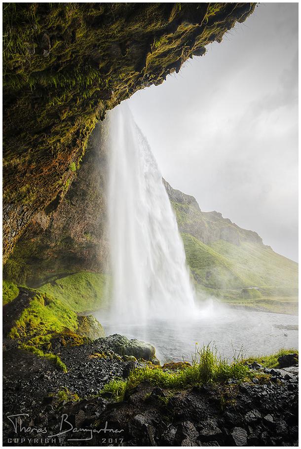 Seljalandsfoss by Argolith