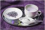 Lavender Tea by Argolith