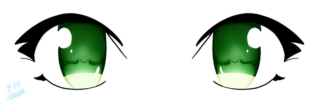 anime eyes clipart - photo #39