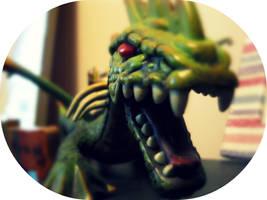 My Dragon. by MasterpeiceMayhem