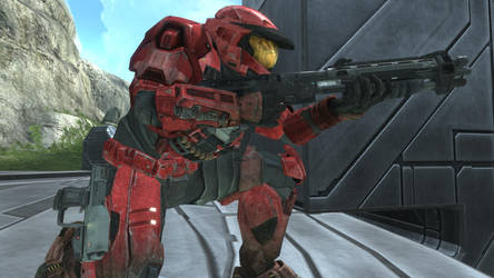 Red Team - Sarge by Josky